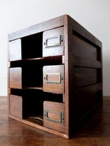 Small Filing Drawers (A1020)