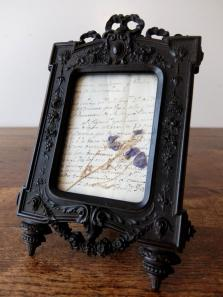 Photo Frame 【Bois Durci】 (G1019)