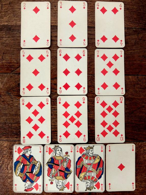 Playing Cards (A0916)