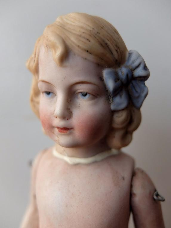 Bisque Doll (A1117-07)