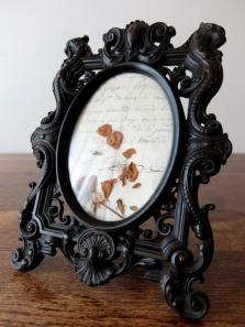 Photo Frame 【Bois Durci】 (D1019)