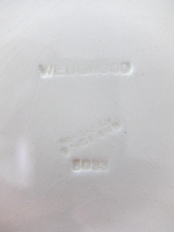 Wedgwood Relief Plate (M) (B1116)