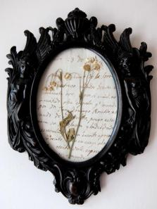 Photo Frame 【Bois Durci】 (B0916)