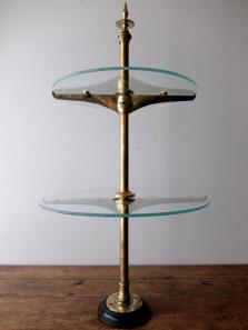 Display Stand with Glass (C1017)