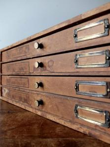 Mercerie Drawers (A1019)