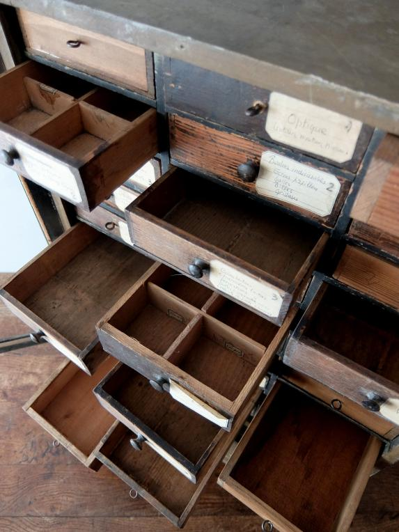 French Drawers (B1019)