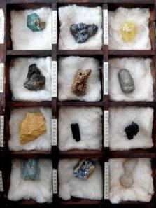 Mineral Specimens (A1116)