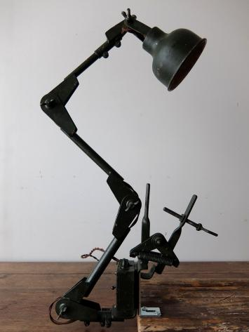 Military Clamp Lamp (A0716)