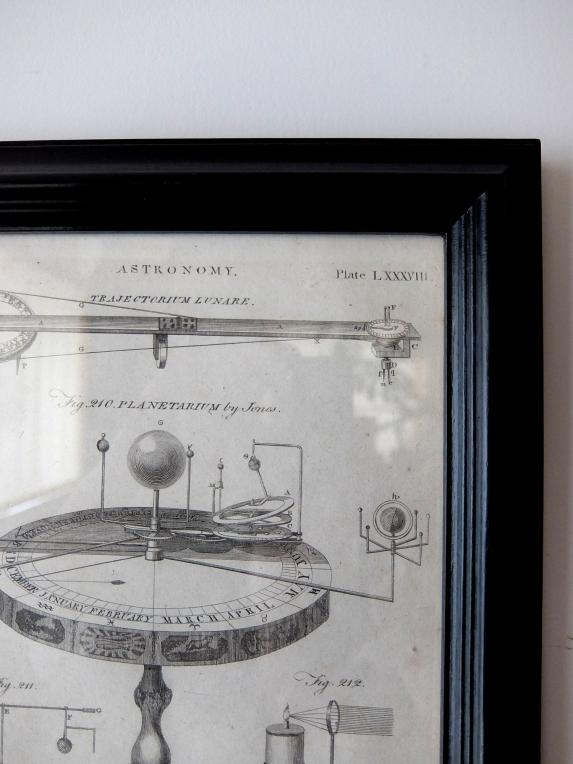 Copperplate Print 【Astronomy】 (A1117-03)