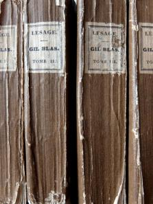 Antique Books (5 pcs) (A1216)