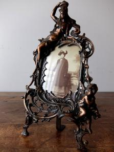 Bronze Photo Frame (B1218)