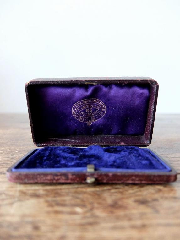 Antique Jewelry Box (A1217-02)