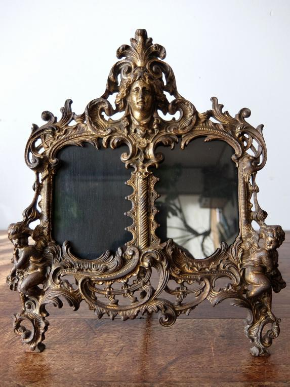 Brass Photo Frame (A1116)