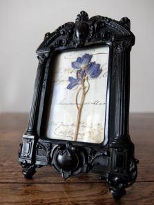 Photo Frame 【Bois Durci】 (A0916)