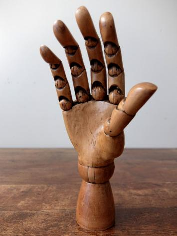 Mannequin's Hand (A1117-02)