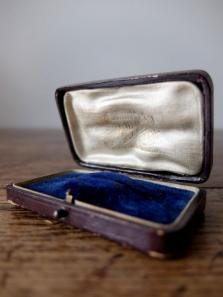 Antique Jewelry Box (A1217-06)