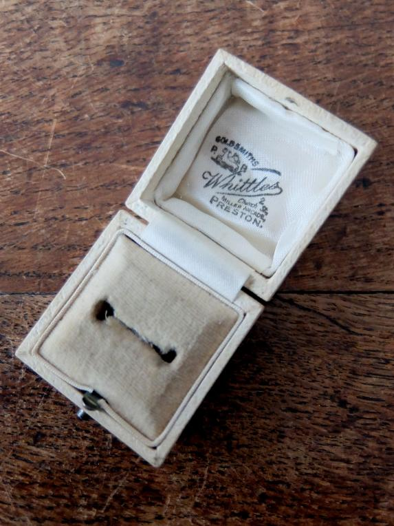 Antique Jewelry Box (B1218-01)